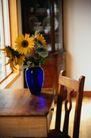 餐厅0146,餐厅,装饰,�菥�  桌椅  花瓶