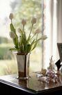 餐厅0149,餐厅,装饰,百合  花瓶   桌
