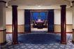 会议室0039,会议室,装饰,圆柱 木柱 地毯