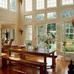 客厅0105,客厅,装饰,玻璃幕墙 小方格 木制家具