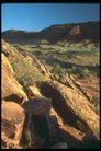 欧洲风情0197,欧洲风情,世界风光,金色阳光 山野 岩石
