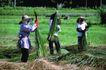 日本风情0044,日本风情,世界风光,帽子 工作 农民