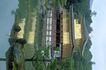 日本风情0059,日本风情,世界风光,水榭 楼台 倒映
