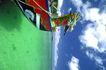 日本风情0090,日本风情,世界风光,龙船 龙头 远航