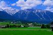 瑞士风情0005,瑞士风情,世界风光,雪山 盆地 草原 民居 气候