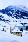 瑞士风情0044,瑞士风情,世界风光,白雪皑皑 冰天雪地 寒气袭人