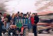 世界风情0049,世界风情,世界风光,拖拉机 坐车 照相
