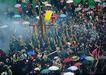 世界风情0051,世界风情,世界风光,集市 拥挤 人群
