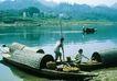 世界风情0061,世界风情,世界风光,渔民 河滩 劳作