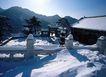世界风情0079,世界风情,世界风光,冬天 阳光 大雪