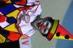 世界各地0074,世界各地,世界风光,小丑 脸部 花脸