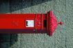 苏格兰风情0054,苏格兰风情,世界风光,红色 门亭 外墙