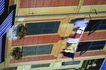 苏格兰风情0063,苏格兰风情,世界风光,窗台 凉晒 衣服