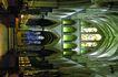 苏格兰风情0070,苏格兰风情,世界风光,辉煌 教堂 内饰