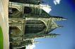 苏格兰风情0071,苏格兰风情,世界风光,尖顶 别致 古城