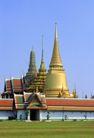 泰国风情0059,泰国风情,世界风光,金顶 庙宇 圣地