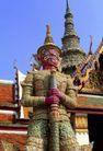 泰国风情0060,泰国风情,世界风光,卫士 除魔 威风