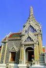泰国风情0065,泰国风情,世界风光,楼壁 雕梁 画栋