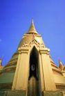 泰国风情0079,泰国风情,世界风光,黄色 金殿 泰式