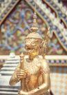 泰国风情0098,泰国风情,世界风光,铜像 佛教 祭祀