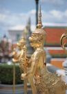 泰国风情0102,泰国风情,世界风光,雕像 金色 头顶尖物