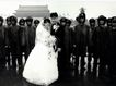 中国民间风情0172,中国民间风情,世界风光,旧照片 士兵的婚礼 怀念