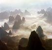 中国民间风情0181,中国民间风情,世界风光,群山  云雾  缭绕