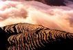 中国民间风情0183,中国民间风情,世界风光,彤云  梯田 纵横交错