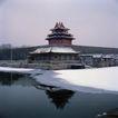 中国名胜0121,中国名胜,世界风光,景色 景物 萧条 旧厂房 破产
