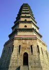 中国名胜0135,中国名胜,世界风光,高塔