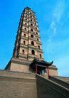 中国名胜0138,中国名胜,世界风光,高大建筑