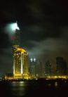 中国名胜0143,中国名胜,世界风光,夜景 大厦 夜光