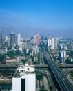 中国名胜0150,中国名胜,世界风光,大厦 立交桥 城市