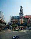 中国名胜0160,中国名胜,世界风光,购物场所 城市中心 大世界