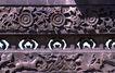 中国雕刻0064,中国雕刻,中华图片,屋脊 雕刻 纹饰