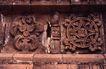 中国雕刻0067,中国雕刻,中华图片,神框 天将 天像