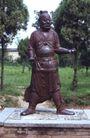 中国雕刻0090,中国雕刻,中华图片,大汉 士兵 屹立