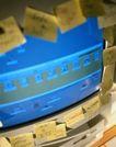 抽象拍摄0056,抽象拍摄,抽象,屏幕 贴满 纸片