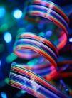 抽象拍摄0063,抽象拍摄,抽象,扭曲 数据线 传导