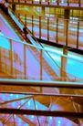 抽象拍摄0077,抽象拍摄,抽象,栏杆 电梯 上楼