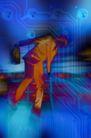 抽象拍摄0094,抽象拍摄,抽象,行人 工作 电路