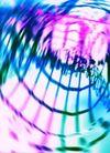 抽象设计0294,抽象设计,抽象,网状 彩色 线条
