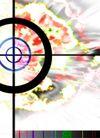 抽象设计0298,抽象设计,抽象,中心  圆  彩色