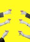 抽象生活0041,抽象生活,抽象,举杯