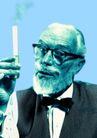 抽象生活0070,抽象生活,抽象,化学家 试管 冒烟