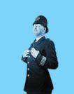 抽象生活0076,抽象生活,抽象,英国 皇家 警察