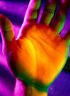 抽象物品0173,抽象物品,抽象,男人的手 照射 缤纷光线