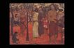 欧洲名画0035,欧洲名画,艺术,农民 乡村 树苗