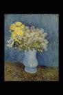 欧洲名画0064,欧洲名画,艺术,花画 蓝色 瓷瓶