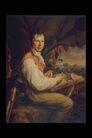 人物油画0055,人物油画,艺术,画家 画板 写生